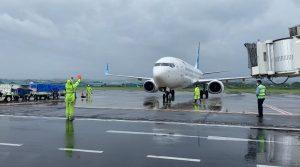 Sempat Ditutup, Bandara Ahmad Yani Semarang Kembali Beroperasi