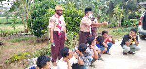 Gebrak Masker Gugus Depan Desa Pekon Srikaton