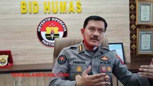 Kasus Narkoba, Mantan Istri Andika Kangen Band Ditangkap Polda Lampung