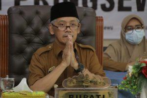 Kepala BPK Berharap Bupati & Walikota  Belajar dari Pringsewu, Tindak Lanjut LKPD Capai 100 %