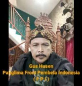 Panglima Front Pembela Indonesia (FPI) Kutuk Keras Bom Bunuh Diri Di Gereja Katedral Makasar