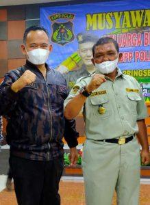 Ketua PD KBPP Polri Lampung Kutuk Keras Bom Bunuh Diri