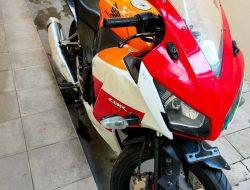 Pencuri Sepeda Motor di Tempat Wisata Fajar Esuk Dibekuk Polisi