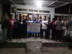 Syamsi Ahmadi Didaulat Jadi Ketua DPC KSPSI Kabupaten Pringsewu