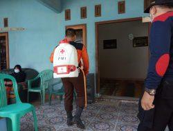 Wabub Pringsewu Apresiasi Sejumlah Relawan Elemen Masyarakat Peduli Pencegahan Covid-19 di Zona Merah