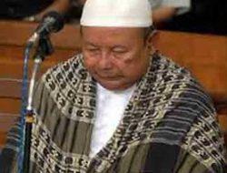 Mantan Bupati Lampung Timur Satono Dikabarkan Meninggal Dunia